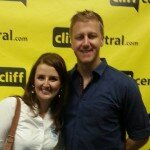 Celebrations today with the brains and brawn behind it all, Gareth Cliff