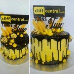 Cliff Central Drip n Drizzle Cake